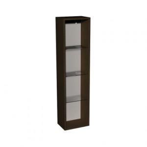 Kolo DOMINO корпус к шкафчику боковому, верхнему, правому,левому 30x120x25 см, венге 88344000