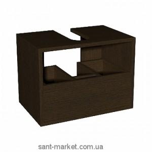 Kolo DOMINO корпус к шкафчику универсальному с выдвижным ящиком 50x37x37 см, венге 89332000