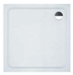 Душевой поддон акриловый квадратный Laufen SOLUTIONS 90х90х4.5 белый 2.1150.2.000.000.1