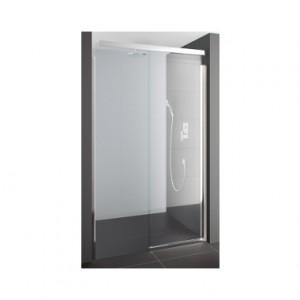 Душевая дверь в нишу Kolo S600 стеклянная раздвижная 120х200 JDDS12222001L
