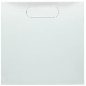 Душевой поддон акриловый квадратный Laufen LB3 90X90х4 белый 2.1168.2.000.000.1