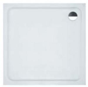 Душевой поддон акриловый квадратный Laufen SOLUTIONS 100х100х4.5 белый 2.1150.3.000.000.1