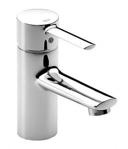 Смеситель для раковины однорычажный с донным клапаном Roca колекция Targa хром 5А3060С00