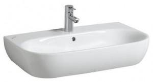 Раковина для ванной подвесная Keramag коллекция 4U белая 123480