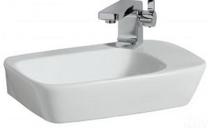 Раковина для ванной подвесная Keramag коллекция Silk белая 121640