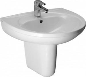 Раковина для ванной подвесная Keramag коллекция Felino белая 224055