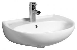 Раковина для ванной подвесная Keramag коллекция Renova Nr.1 Plan белая 223055