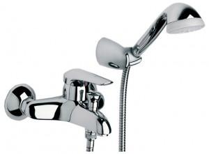 Смеситель однорычажный для ванны с душем Roca коллекция Monojet-N хром 5A0139C00