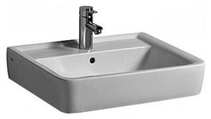 Раковина для ванной накладная Keramag коллекция Renova Nr.1 Plan белая 225165