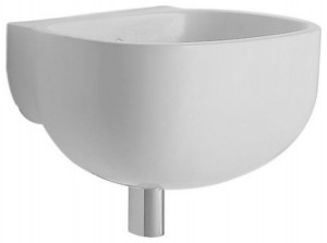 Раковина для ванной подвесная Keramag коллекция 500 by Antonio Citterio белая 223150