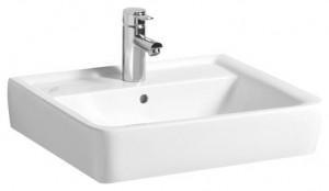 Раковина для ванной подвесная Keramag коллекция Renova Nr.1 Plan белая 222255