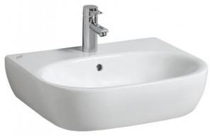 Раковина для ванной подвесная Keramag коллекция 4U белая 223460