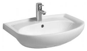 Раковина для ванной подвесная Keramag коллекция Renova Nr.1 белая 220665