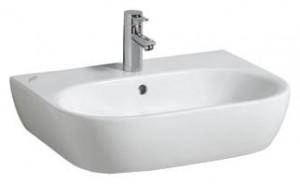 Раковина для ванной подвесная Keramag коллекция 4U белая 223465