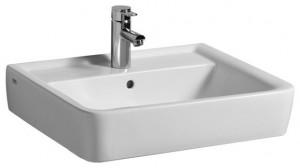 Раковина для ванной подвесная Keramag коллекция Renova Nr.1 Plan белая 222260