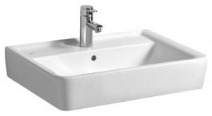 Раковина для ванной подвесная Keramag коллекция Renova Nr.1 Plan белая 222265