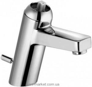 Смеситель для раковины однорычажный с донным клапаном без рычага Kludi Provita хром 333300500