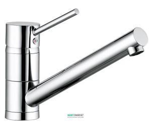 Смеситель для кухни Kludi Scope однорычажный сталь 339339675