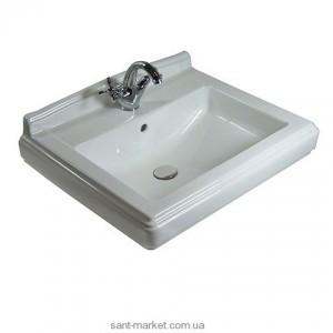 Раковина для ванной подвесная Villeroy & Boch коллекция Hommage белая 710165R1