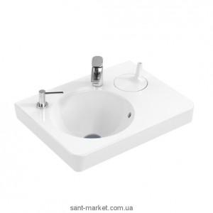 Раковина для ванной подвесная Villeroy & Boch коллекция Joyce белая 41066801