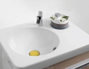 Раковина для ванной накладная Villeroy & Boch коллекция Joyce белая 41066601