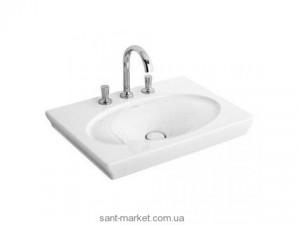 Раковина для ванной на тумбу Villeroy & Boch коллекция La Belle белая 6126G1R1