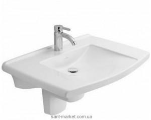 Раковина для ванной подвесная Villeroy & Boch коллекция Lifetime белая 51746101