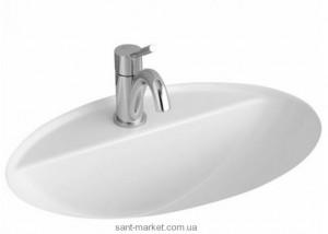 Раковина для ванной встраиваемая Villeroy & Boch коллекция Loop & Friends белая 51616101