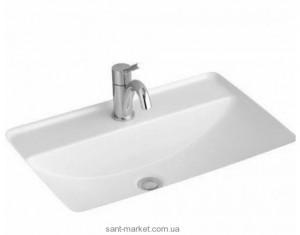 Раковина для ванной встраиваемая Villeroy & Boch коллекция Loop & Friends белая 51636001