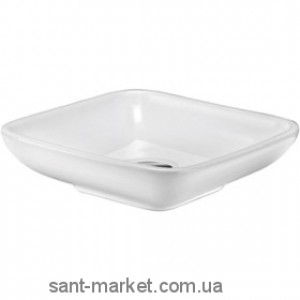 Раковина для ванной накладная Kludi коллекция Esprit белая 49W0343