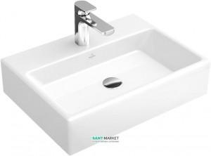 Раковина для ванной подвесная Villeroy & Boch коллекция Memento белая 51335301