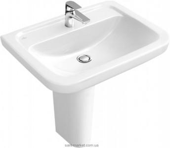 Раковина для ванной подвесная Villeroy & Boch коллекция Omnia Architectura белая 51757301