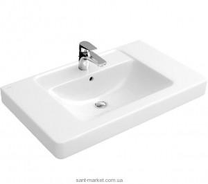 Раковина для ванной на тумбу Villeroy & Boch коллекция Omnia Architectura белая 61161001