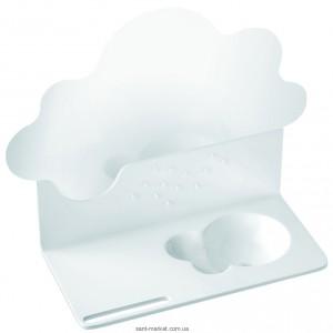 Раковина для ванной подвесная умывальник-столешница Marmorin коллекция Dudu белая 480 084 020 xx x