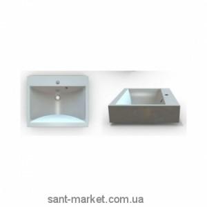 Раковина для ванной подвесная Marmite коллекция Amanda белая 01133061103
