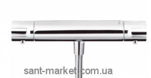 Смеситель для душа настенный двухвентильный с термостатом Hansgrohe Ecostat 1001 SL хром 13274000