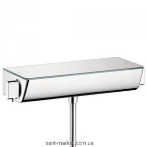 Смеситель для душа настенный с термостатом Hansgrohe Ecostat Select белый/хром 13161401