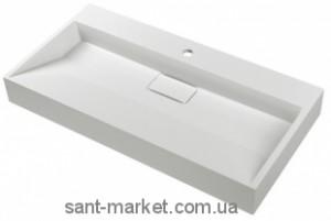 Раковина для ванной подвесная Marmite коллекция Ashley белая 12144091103