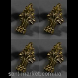 Marmite Lion Bronzo Ножки для ванны Romance 3700000020