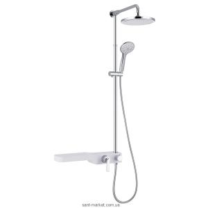 Q-tap Душевая панель 1104 WHI