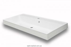 Раковина для ванной встраиваемая Буль-Буль коллекция Signe белый 0410101