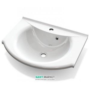 Раковина для ванной подвесная Буль-Буль коллекция Anna белая 1506101