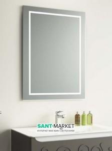 Зеркало Bretta Linea 80х60 с подсветкой LI0280