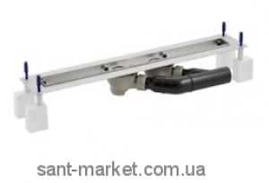 Geberit Basic Дренажный канал для монтажа в центре комнаты, 1100 мм 154.414.00.1