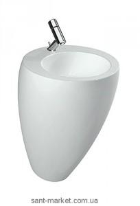 Раковина для ванной напольная Laufen коллекция Alessi белая H8119714001041