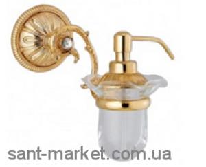 F.L.A.B. ANASTASIA Дозатор жидкого мыла подвесной золото 281/D ORO*