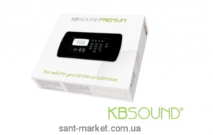 KBSOUND Встраиваемое радио Premium