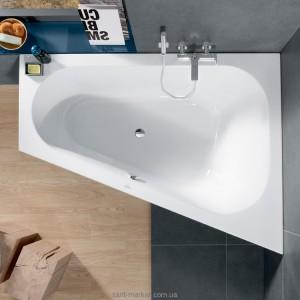 Ванна акриловая Villeroy&Boch коллекция Loop&Friends 175x135х44 R UBA175LFO9REV-01