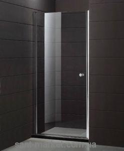 Душевая дверь в нишу Villeroy & Boch Frame to frame стеклянная распашная 100х195 UDW0100SKA100V-61