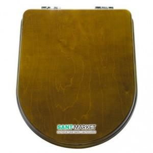Крышка с сидением для унитаза Gala NOBLE с микролифтом и быстрым снятием G5161385